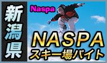 NASPAスキー場バイト